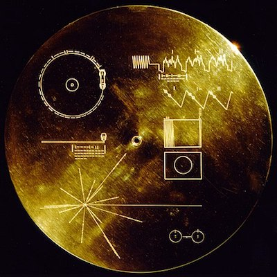 Voyager I Golden Record